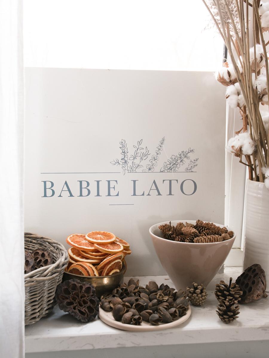 Mleko Living Babie Lato