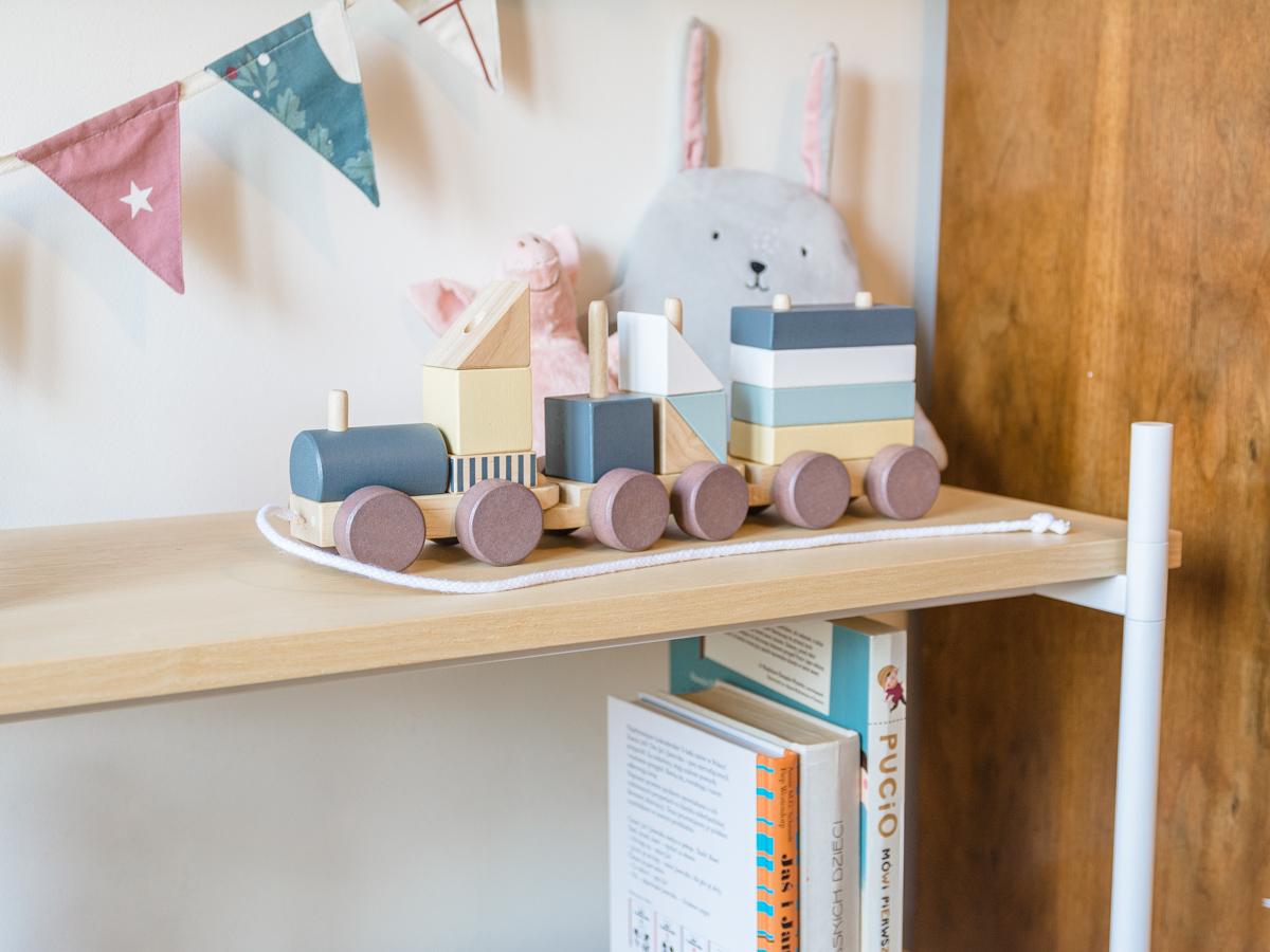 Mleko Shelving System Sideboard