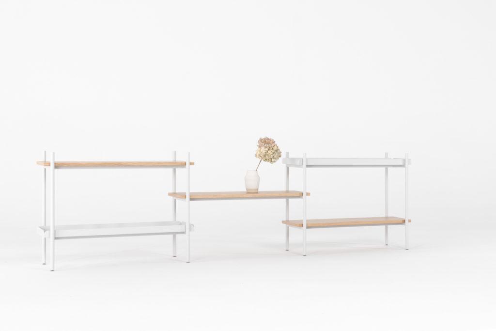 Sideboard Mleko Shelving System