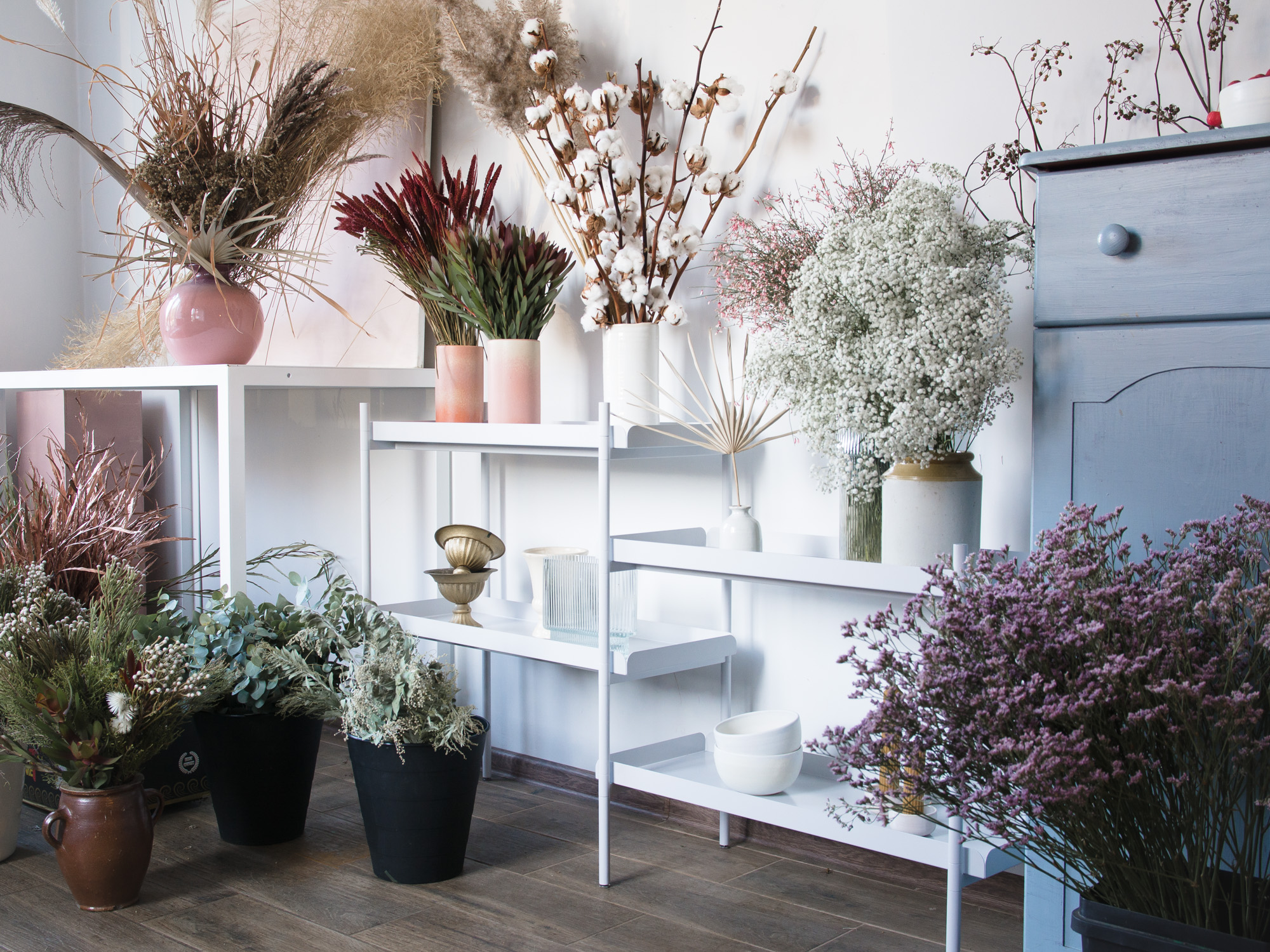 Babie Lato – floristic workshop